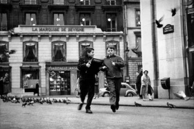 bambini parigi