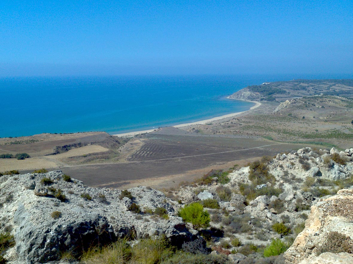Sicilia, Riserva Torre Salsa