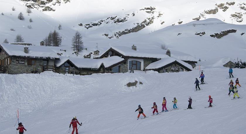 ski hotel cervinia
