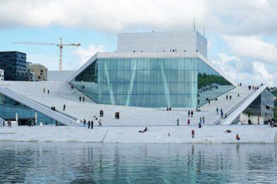 Oslo, Teatro Opera