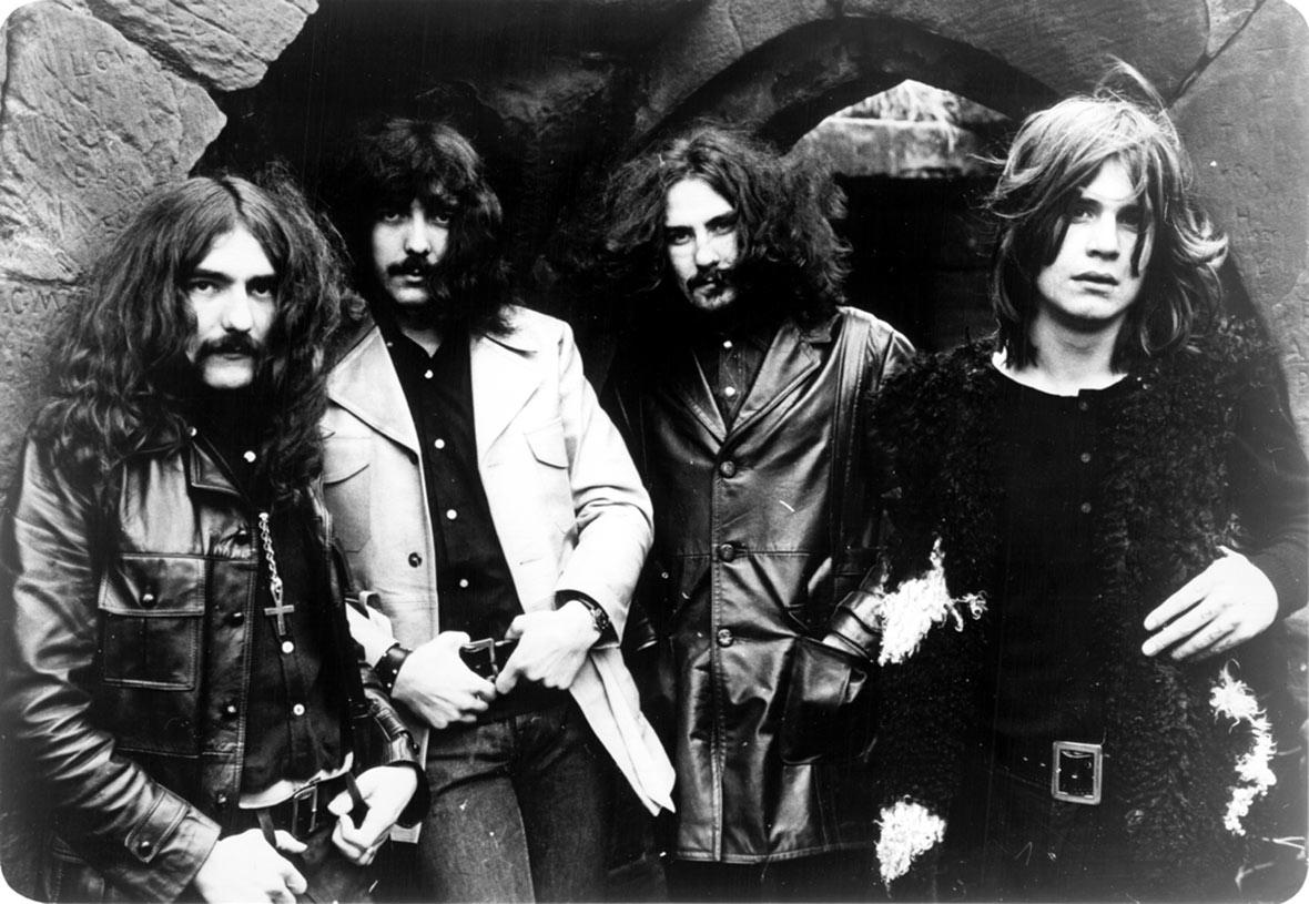 Black Sabbath a Brimingham