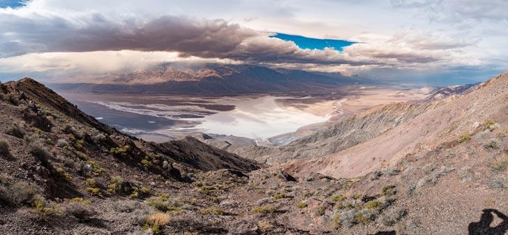 Dante's view, California