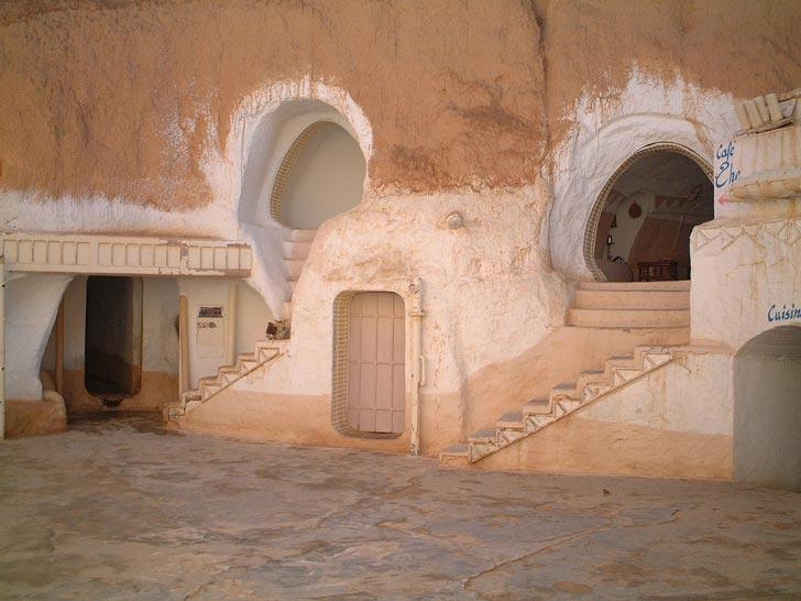 Tatooine location Tunisia