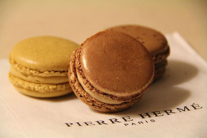 macarons parigi