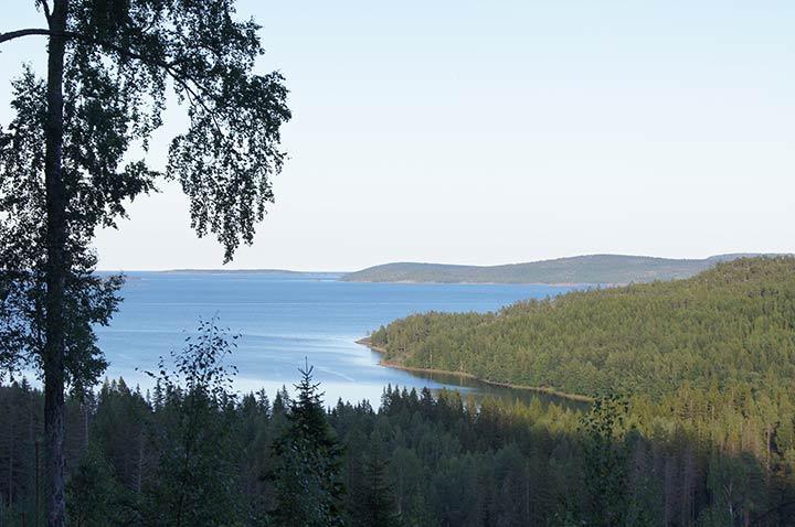 Parco nazionale Skuleskogen