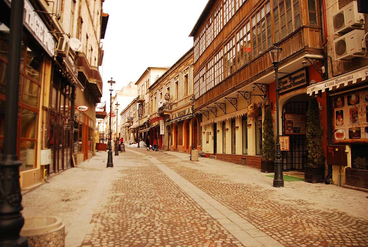 Bucarest, cosa vedere