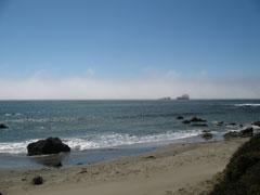 California, Piedras Blancas