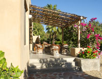 Baja California, Appartementi Sole Caliente