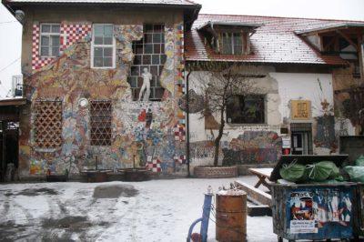 Metelkova, Lubiana