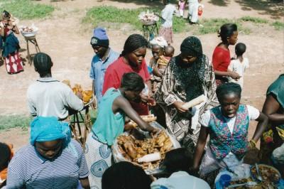 Ouaga - Dori: autogrill