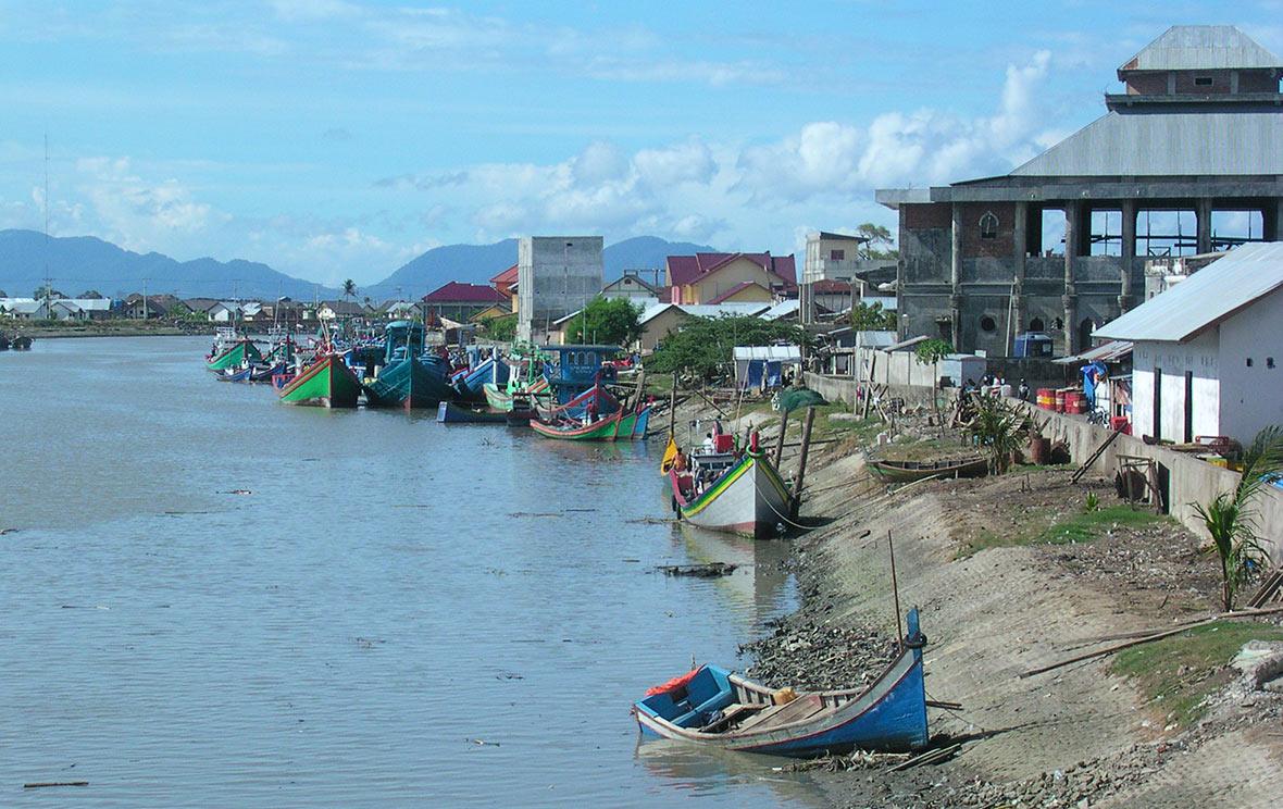 Banda Aceh, Sumatra, Indonesia
