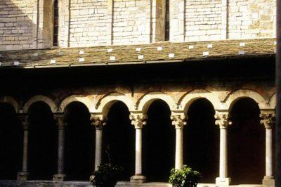 abbazia piona, lago di como