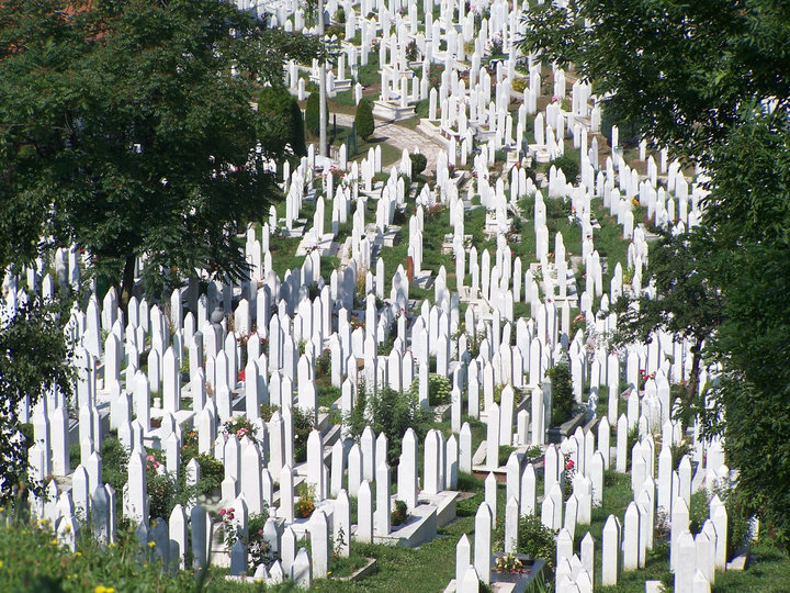Cimitero - Sarajevo
