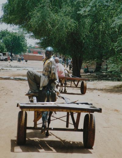 Taxi del Sahel - Burkina Faso