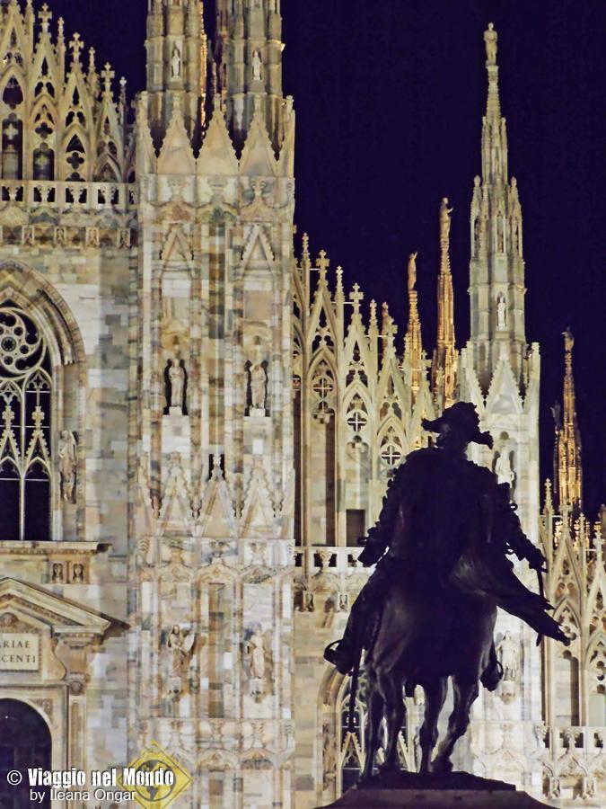 visitare Milano: piazza Duomo