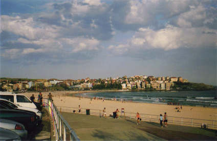 Bondi view - Sydney