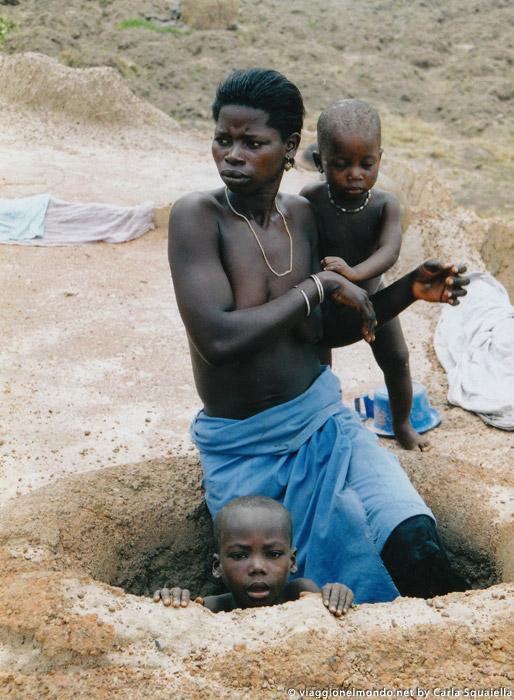 Burkina Faso - villaggi Lobi