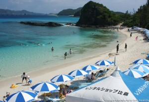 Furuzamami beach - Kerema islands, Giappone