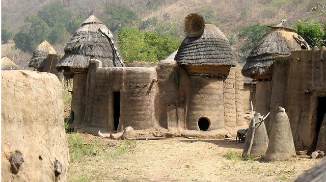 villaggi Tamberma - Togo