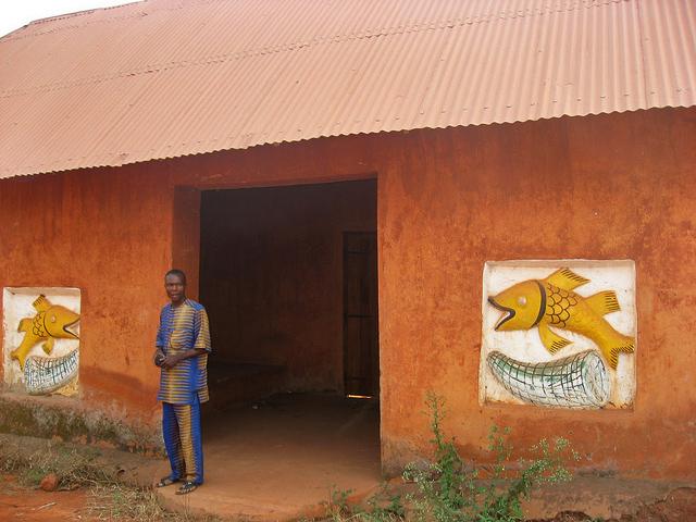 Abomey, Benin