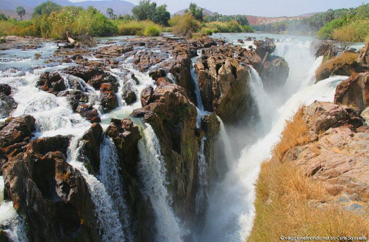 Namibia - Epupa falls