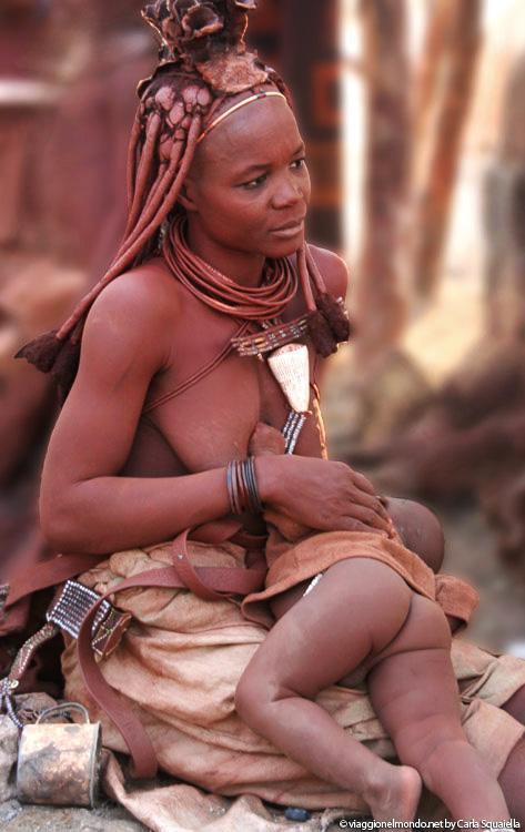Viaggio in Namibia - Himba