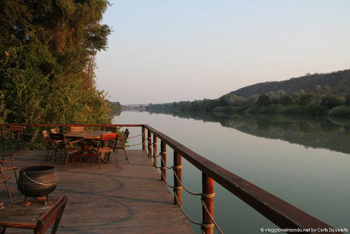Namibia - Kunene River Lodge