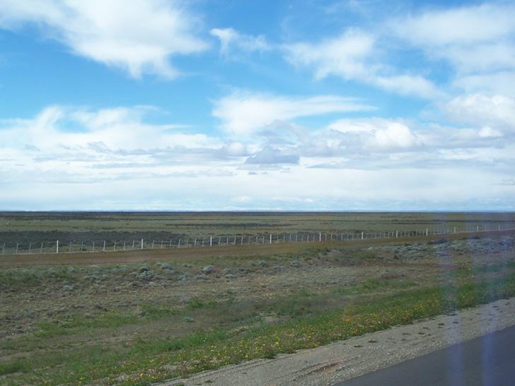 verso Ushuaia