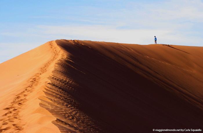 Dune Namibia - Big Daddy a Sossusvlei