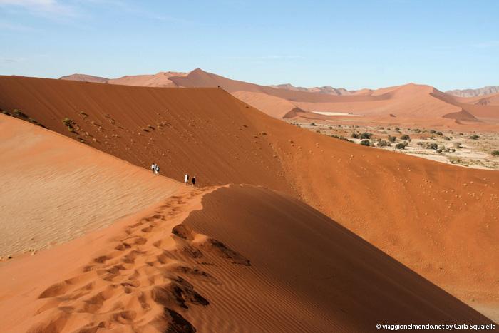 Namibia - Duna Big Daddy a Sossusvlei