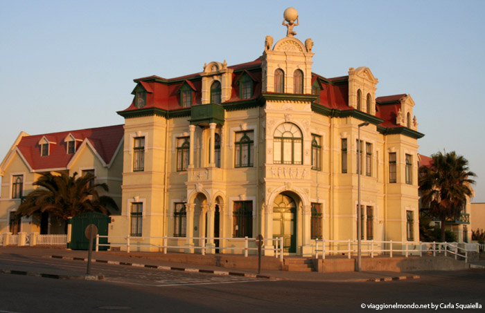 Namibia - Swakopmund