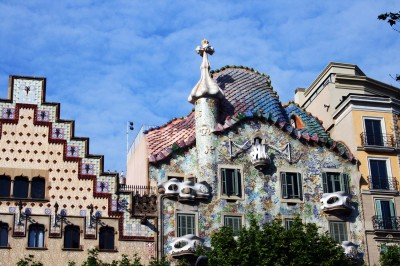 visitare Barcellona, Gaudì