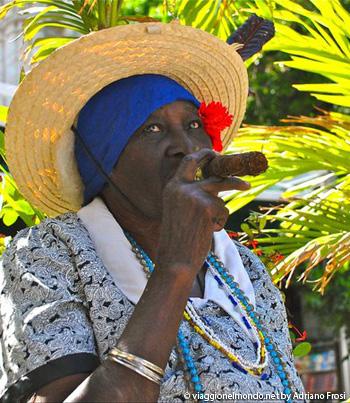 Cubana con cubano