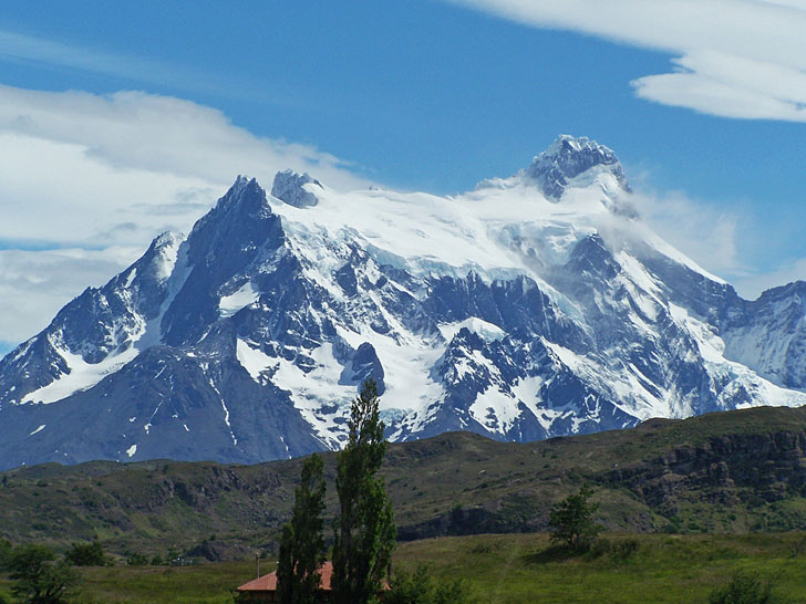 ghiacciai Patagonia