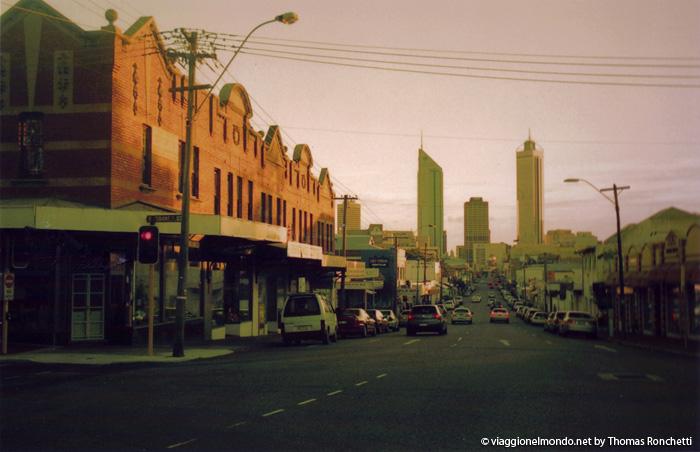 perth, viaggio Australia