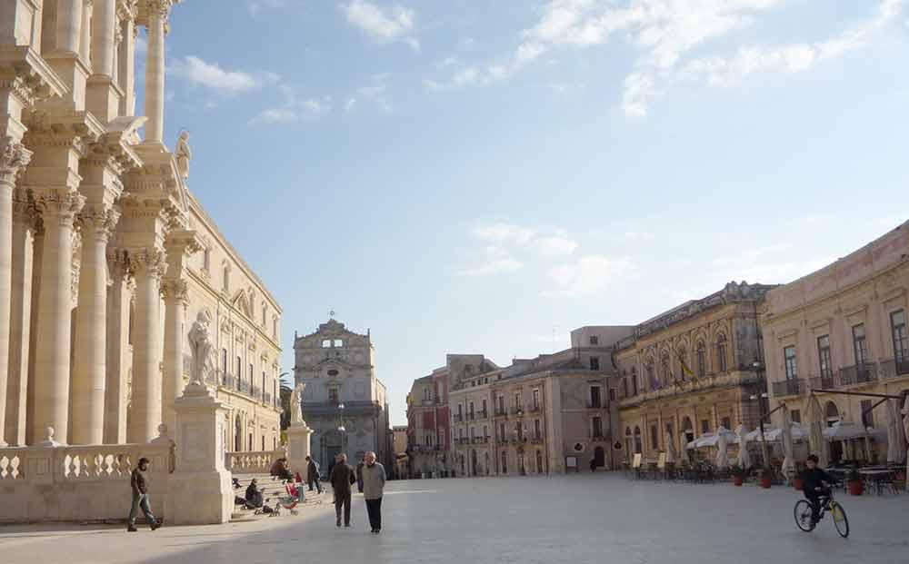 Sicilia Orientale: Siracusa