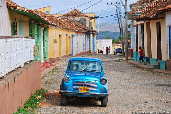 Trinidad - viaggio Cuba