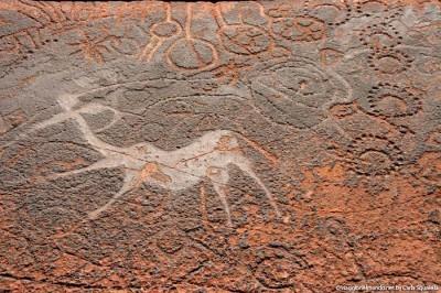 viaggi Namibia: arte rupestre