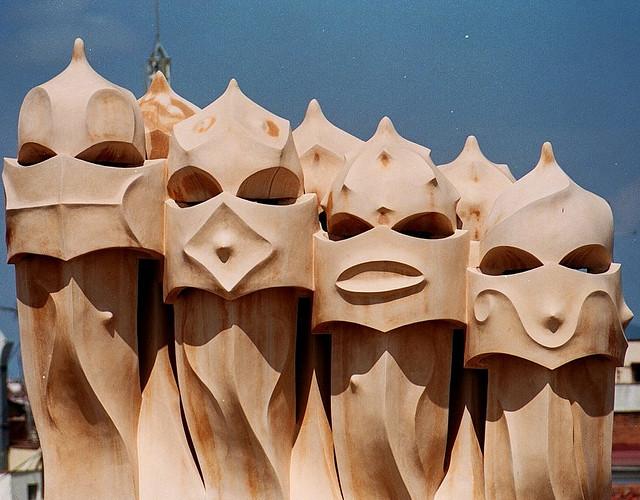 visitare Barcellona: Gaudi