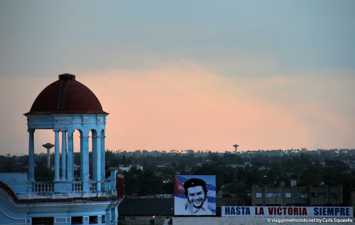 Cuba, Camaguey al tramonto