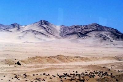 Valparaiso-San Pedro de Atacama