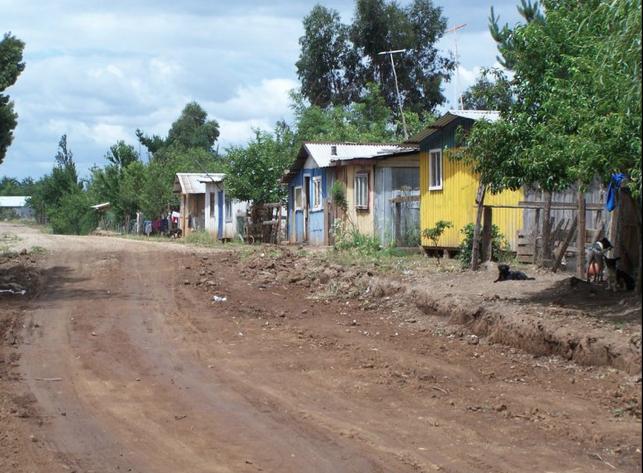 Temuco e Concepción, Mapuche