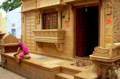 Jaisalmer, viaggio Rajasthan