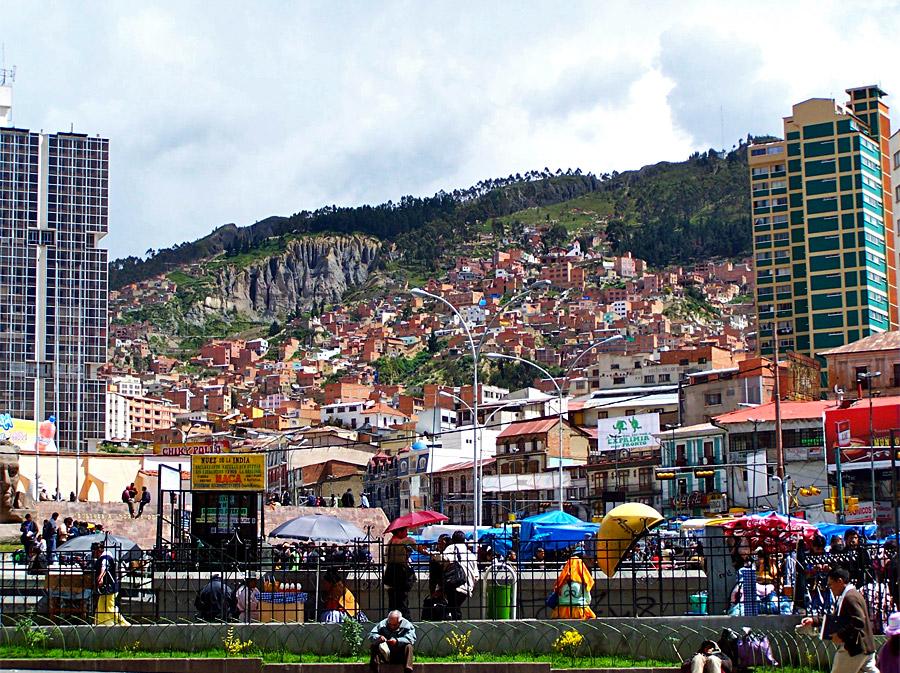 Viaggio in Bolivia: La Paz