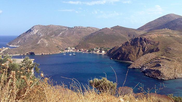 Porto Kagyo, Peloponneso, Grecia