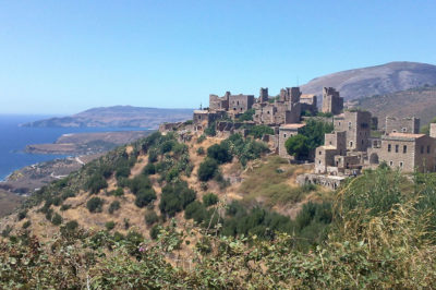 Vathia, Mani, Peloponneso meridionale