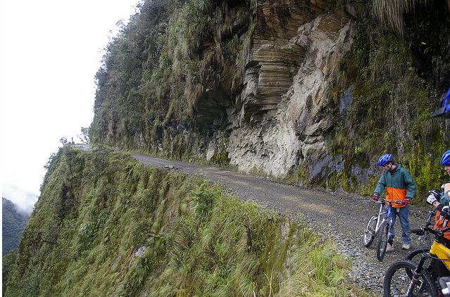Camino de los Yungas