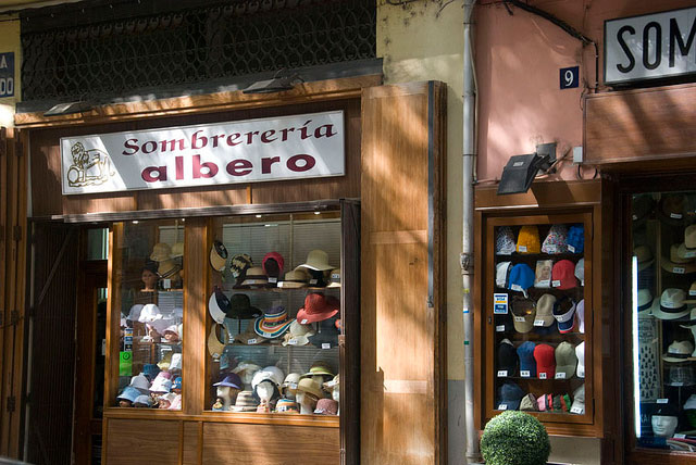 negozi di valencia