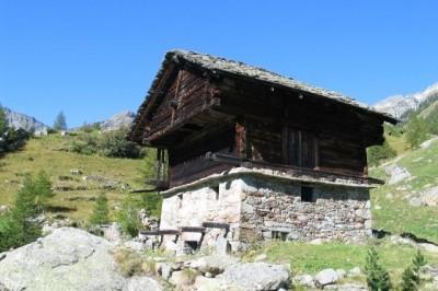 Valle d'Aosta, Walser