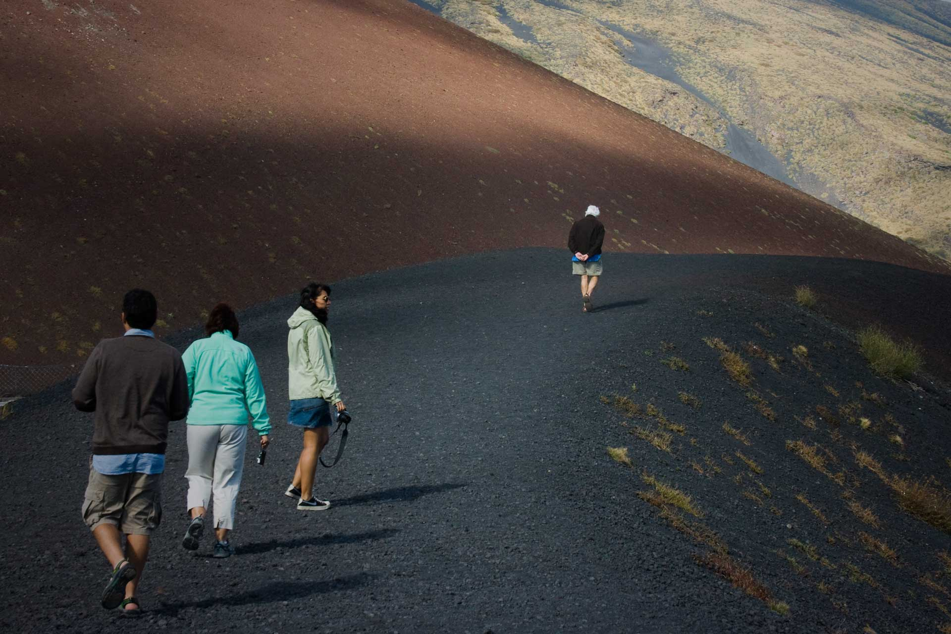 Etna, trekking sul vulcano